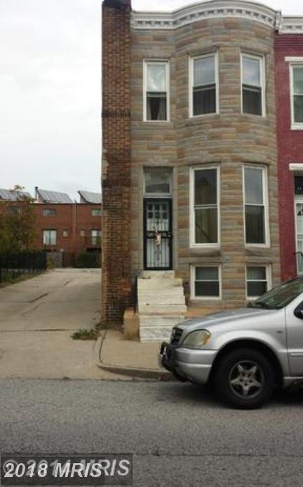 2333 Mcculloh Street, Baltimore, MD 21217 (#BA10217233) :: The Dailey Group