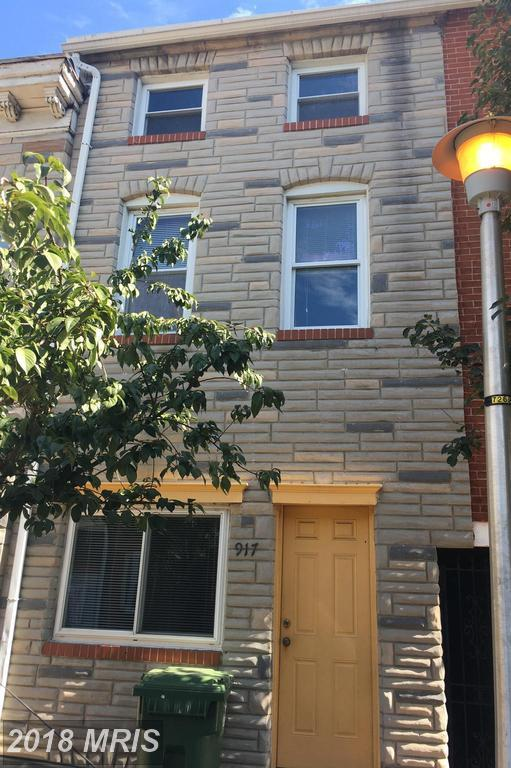 917 Binney Street, Baltimore, MD 21224 (#BA10217457) :: ExecuHome Realty