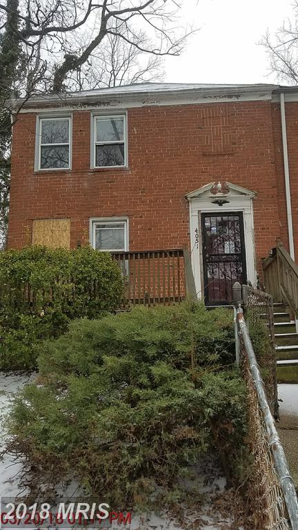 4051 Edgewood Road, Baltimore, MD 21215 (#BA10217722) :: RE/MAX Gateway