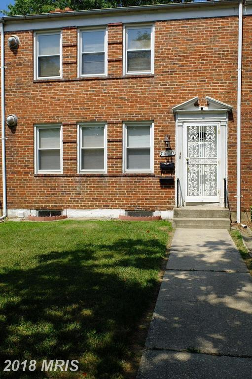 5810 The Alameda, Baltimore, MD 21239 (#BA10217881) :: Advance Realty Bel Air, Inc
