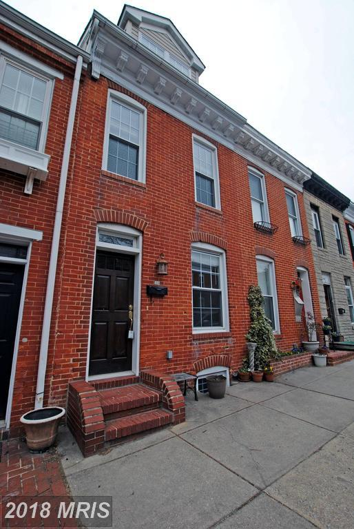 1444 Battery Avenue, Baltimore, MD 21230 (#BA10218117) :: ExecuHome Realty