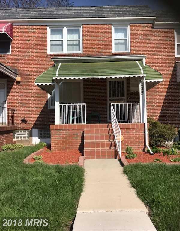 202 Denison Street, Baltimore, MD 21229 (#BA10218294) :: RE/MAX Gateway