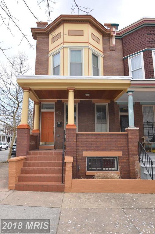 2721 Guilford Avenue, Baltimore, MD 21218 (#BA10218443) :: SURE Sales Group