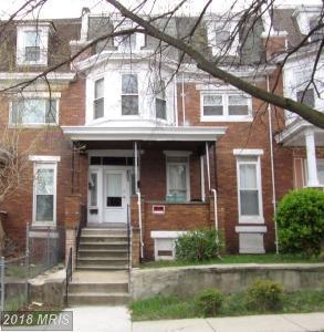 803 Brooks Lane, Baltimore, MD 21217 (#BA10219936) :: Century 21 New Millennium