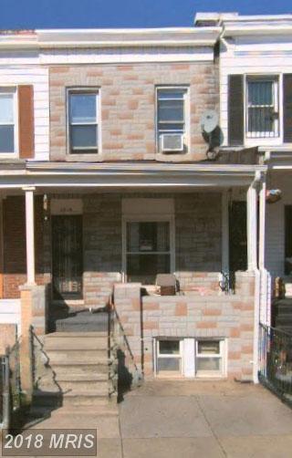 2516 Lauretta Avenue, Baltimore, MD 21223 (#BA10219986) :: Century 21 New Millennium