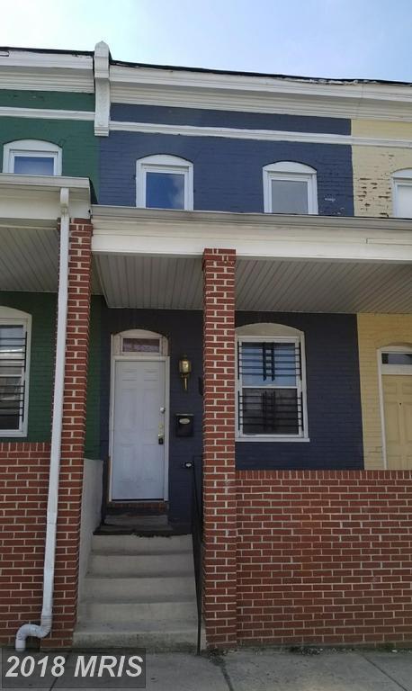 1813 Presstman Street, Baltimore, MD 21217 (#BA10229241) :: The MD Home Team