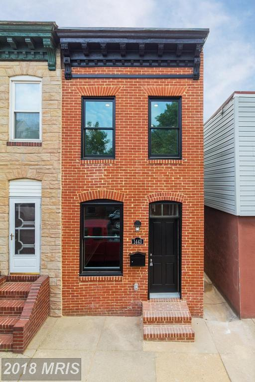 1443 Battery Avenue, Baltimore, MD 21230 (#BA10229839) :: Dart Homes