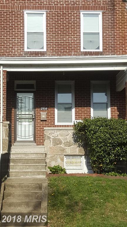 2314 Longwood Street, Baltimore, MD 21216 (#BA10231451) :: Dart Homes