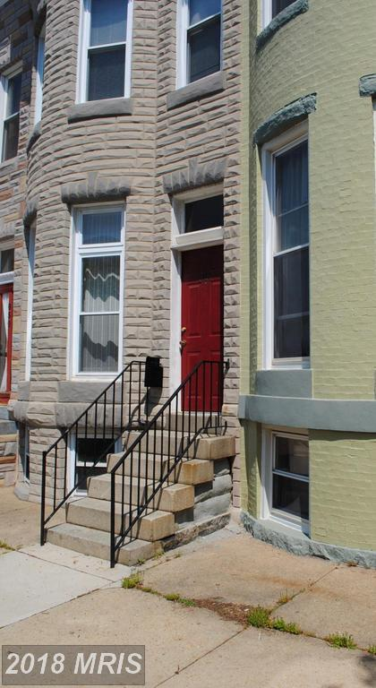 848 Powers Street, Baltimore, MD 21211 (#BA10232926) :: The MD Home Team