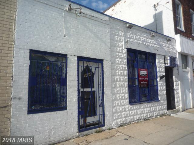 4004 Belvedere Avenue W, Baltimore, MD 21215 (#BA10233172) :: AJ Team Realty