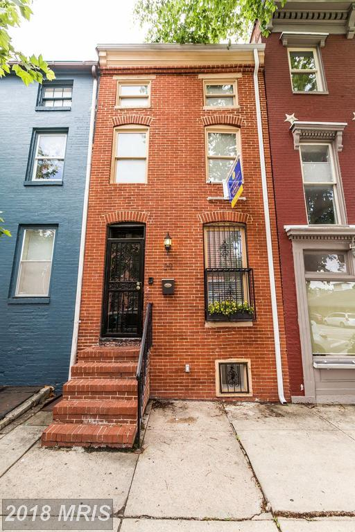 29 Arlington Avenue S, Baltimore, MD 21223 (#BA10237170) :: The Withrow Group at Long & Foster