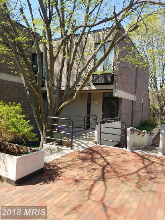 2236 Foxbane Square, Baltimore, MD 21209 (#BA10237450) :: Dart Homes