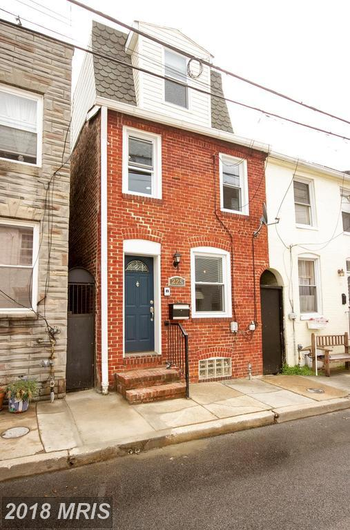 225 Durham Street, Baltimore, MD 21231 (#BA10237923) :: Dart Homes