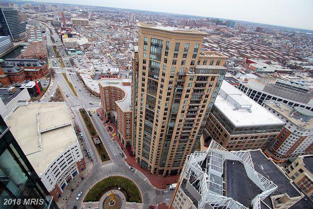 675 President Street #1602, Baltimore, MD 21202 (#BA10238042) :: Dart Homes