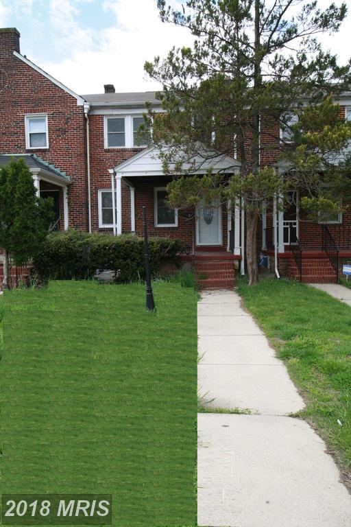 3116 Tioga Parkway, Baltimore, MD 21215 (#BA10238805) :: SURE Sales Group