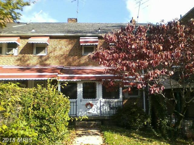 930 41ST Street, Baltimore, MD 21218 (#BA10240075) :: CORE Maryland LLC