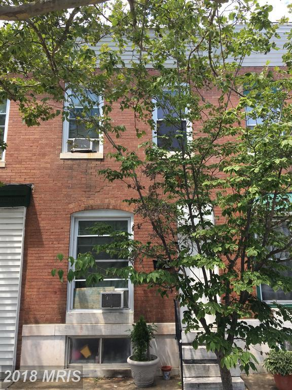 102 East Avenue N, Baltimore, MD 21224 (#BA10240336) :: The Sebeck Team of RE/MAX Preferred