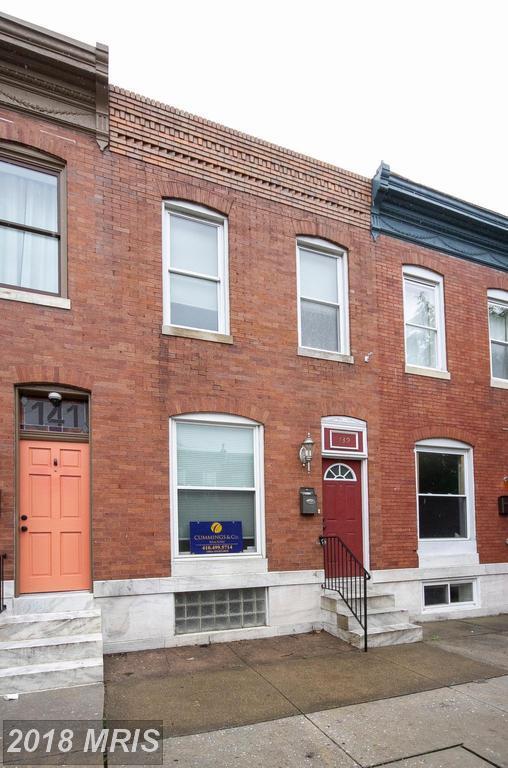 139 Ellwood Avenue, Baltimore, MD 21224 (#BA10247227) :: The Sebeck Team of RE/MAX Preferred