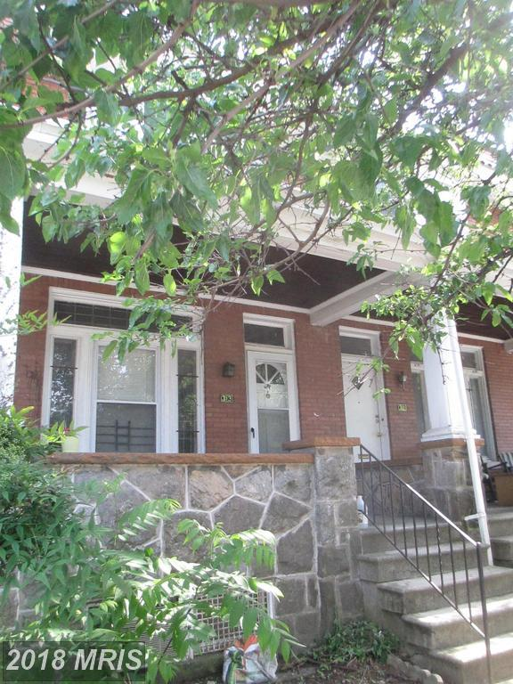 313 29TH Street, Baltimore, MD 21218 (#BA10248198) :: SURE Sales Group