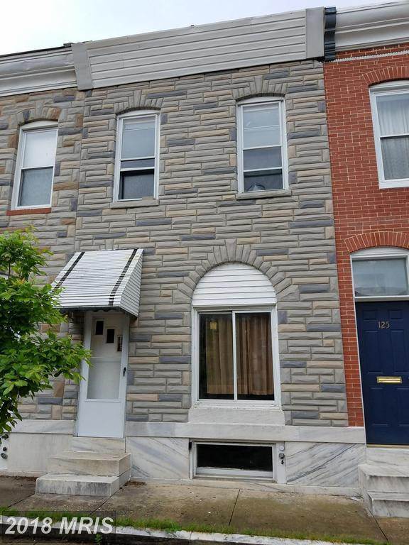 127 Kenwood Avenue, Baltimore, MD 21224 (#BA10248849) :: The Dailey Group