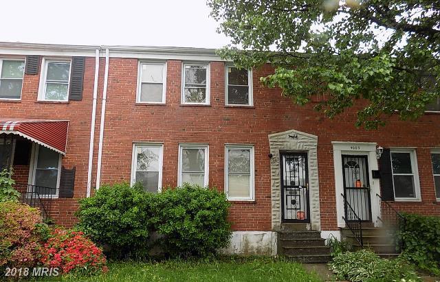 4005 Cedardale Road, Baltimore, MD 21215 (#BA10250190) :: Colgan Real Estate