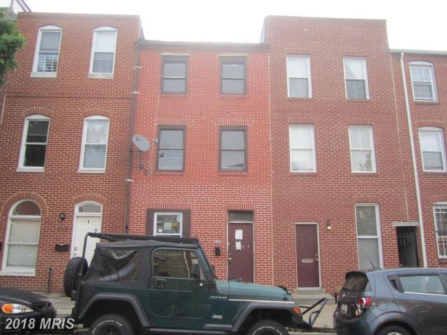 125 Wolfe Street S, Baltimore, MD 21231 (#BA10250481) :: Colgan Real Estate