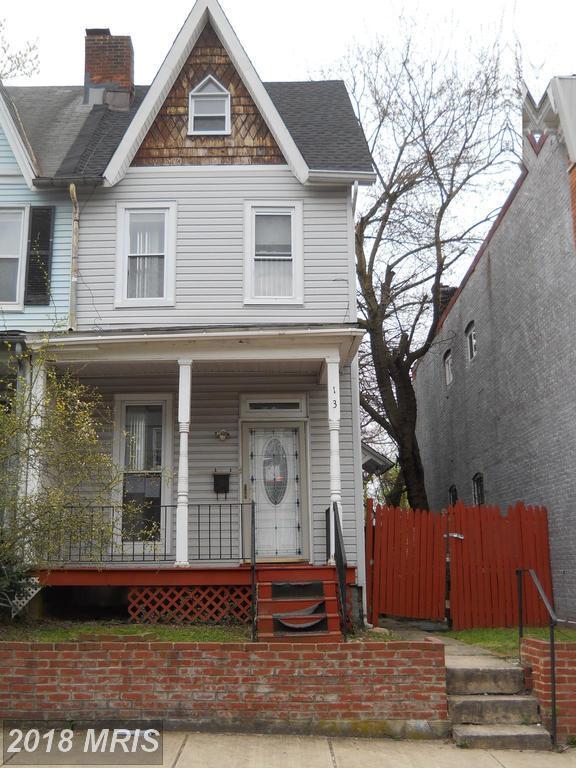 913 Montpelier Street, Baltimore, MD 21218 (#BA10250486) :: Colgan Real Estate