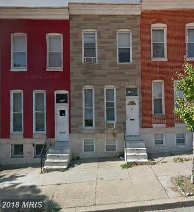 1908 Barclay Street, Baltimore, MD 21218 (#BA10252651) :: CORE Maryland LLC