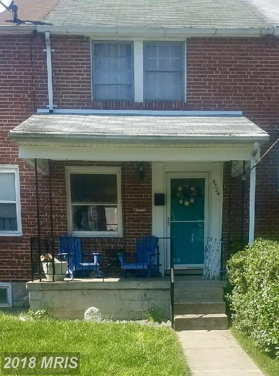 3384 Saint Benedict Street, Baltimore, MD 21229 (#BA10255367) :: AJ Team Realty
