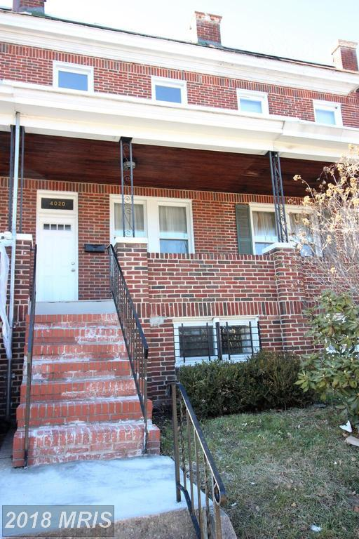 4020 Wilsby Avenue, Baltimore, MD 21218 (#BA10256346) :: The Gus Anthony Team