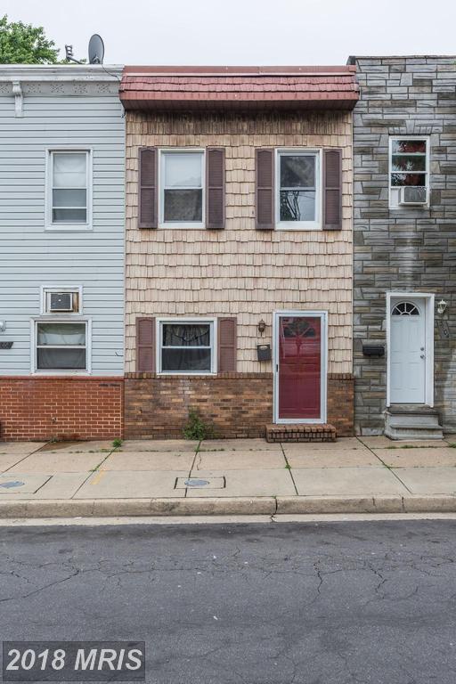 3606 2ND Street, Baltimore, MD 21225 (#BA10260800) :: Circadian Realty Group