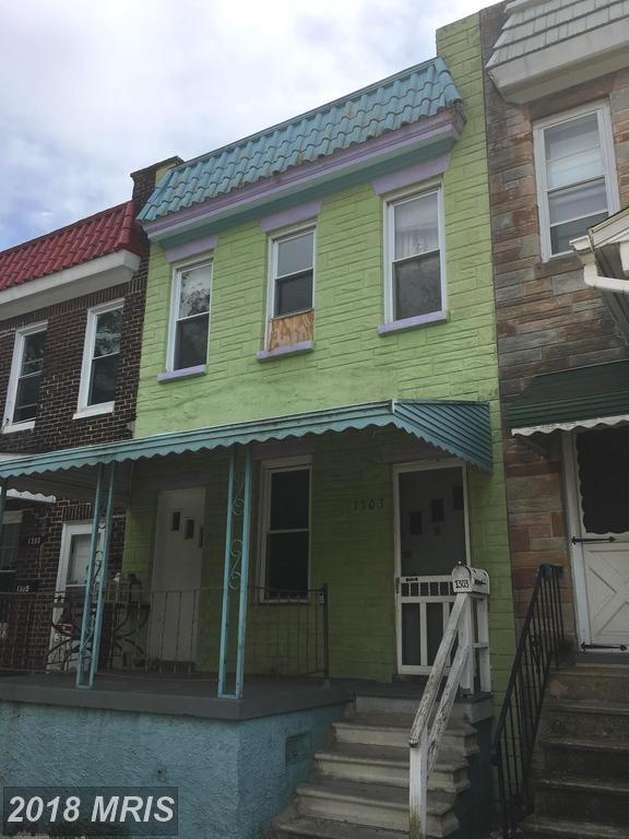 1303 Cambria Street, Baltimore, MD 21225 (#BA10263733) :: RE/MAX Cornerstone Realty
