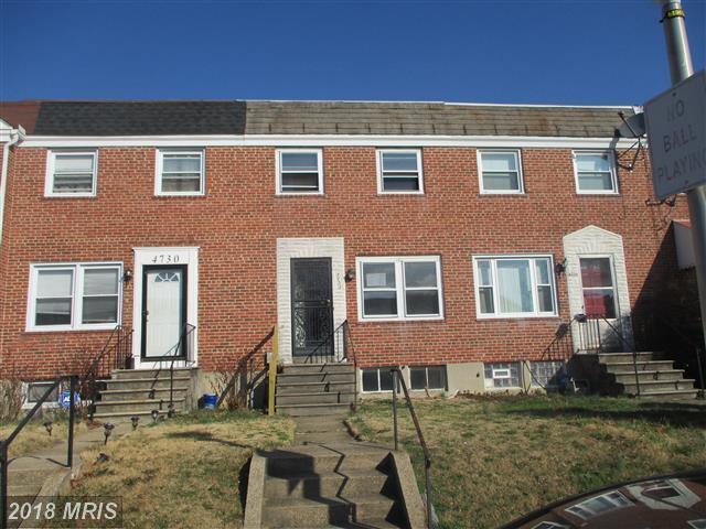 4732 Elison Avenue, Baltimore, MD 21206 (#BA10264498) :: AJ Team Realty