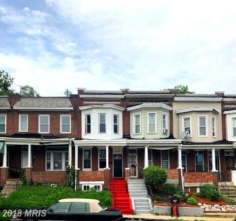 3208 Brighton Street, Baltimore, MD 21216 (#BA10269357) :: The Gus Anthony Team