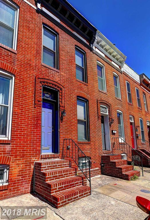 1305 Patapsco Street, Baltimore, MD 21230 (#BA10270109) :: AJ Team Realty