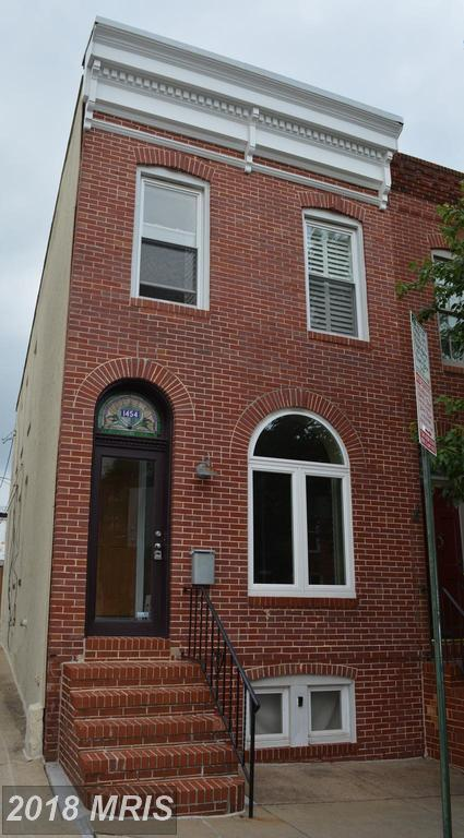 1454 Covington Street, Baltimore, MD 21230 (#BA10270484) :: The Dailey Group
