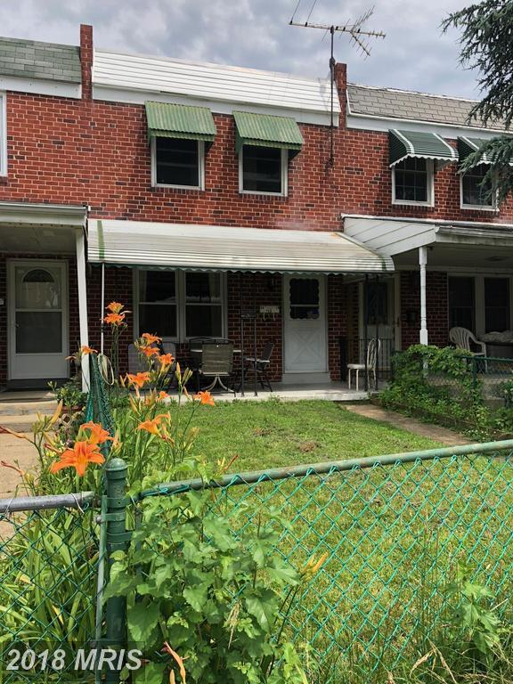 3919 Inner Circle, Baltimore, MD 21225 (#BA10271012) :: RE/MAX Cornerstone Realty