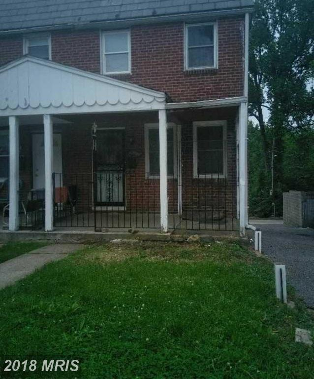 4719 Frederick Avenue, Baltimore, MD 21229 (#BA10271500) :: The Withrow Group at Long & Foster