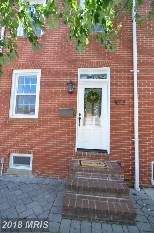 1013 Linwood Avenue S, Baltimore, MD 21224 (#BA10271849) :: The Withrow Group at Long & Foster