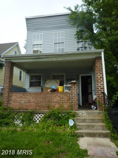 3524 Old Frederick Road, Baltimore, MD 21229 (#BA10274787) :: Jim Bass Group of Real Estate Teams, LLC