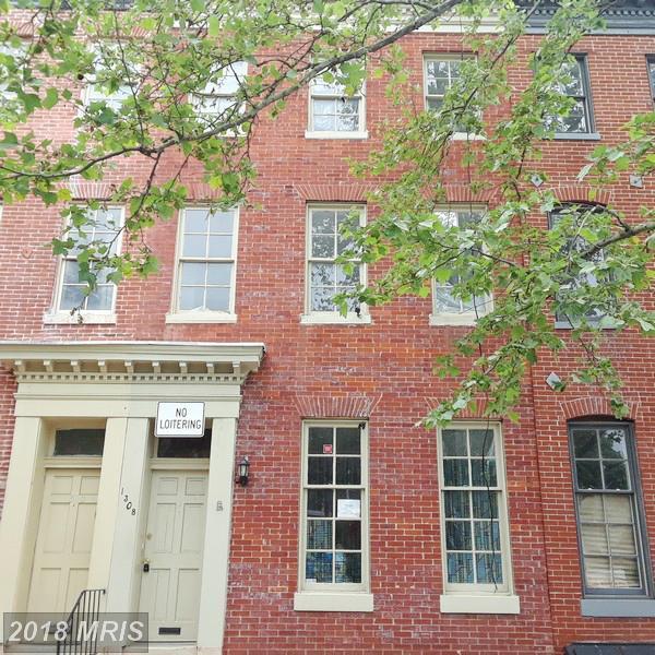 1308 Hollins Street, Baltimore, MD 21223 (#BA10275977) :: Keller Williams Pat Hiban Real Estate Group