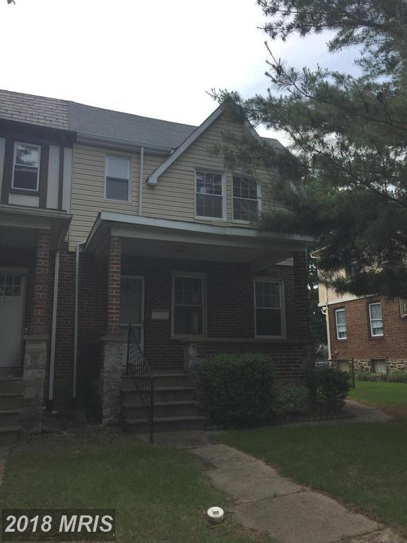 3209 Moravia Road, Baltimore, MD 21214 (#BA10276052) :: Provident Real Estate