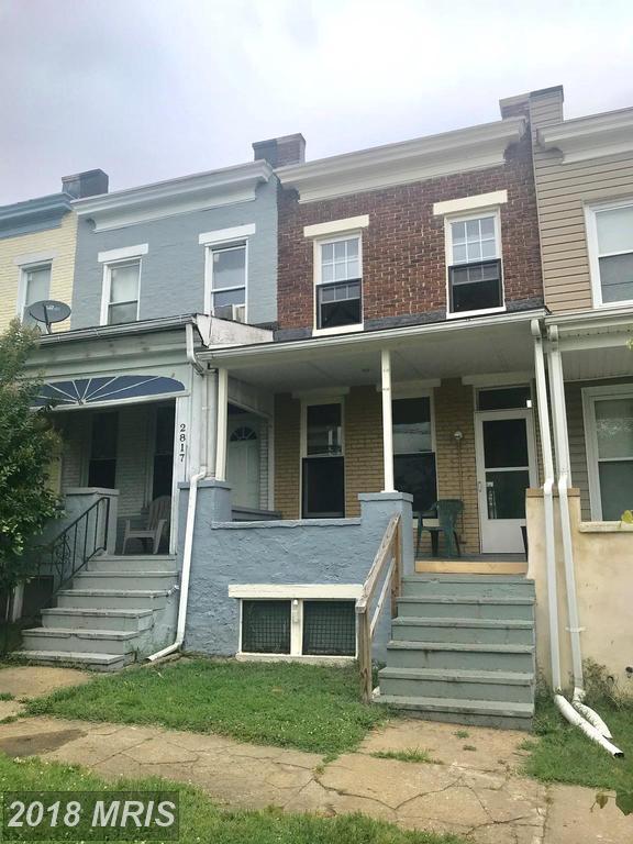 2819 Indiana Street, Baltimore, MD 21230 (#BA10276064) :: Bob Lucido Team of Keller Williams Integrity