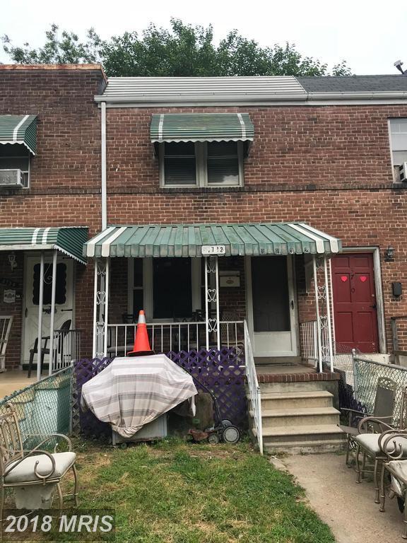 3732 Saint Margaret Street, Baltimore, MD 21225 (#BA10276642) :: RE/MAX Cornerstone Realty