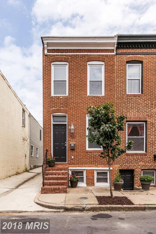 1521 Clarkson Street, Baltimore, MD 21230 (#BA10276649) :: The Dailey Group