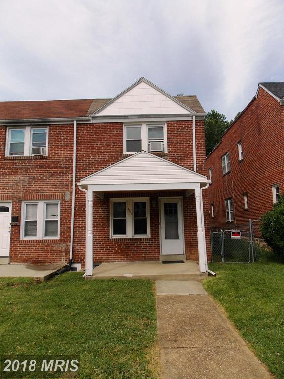 4312 Berger Avenue, Baltimore, MD 21206 (#BA10277589) :: RE/MAX Success