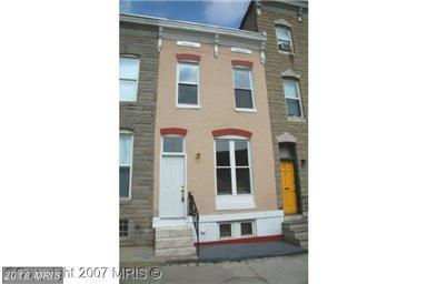 2534 Fayette Street, Baltimore, MD 21224 (#BA10277935) :: The Savoy Team at Keller Williams Integrity