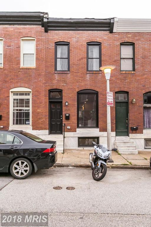 250 Robinson Street S, Baltimore, MD 21224 (#BA10278458) :: The Dailey Group