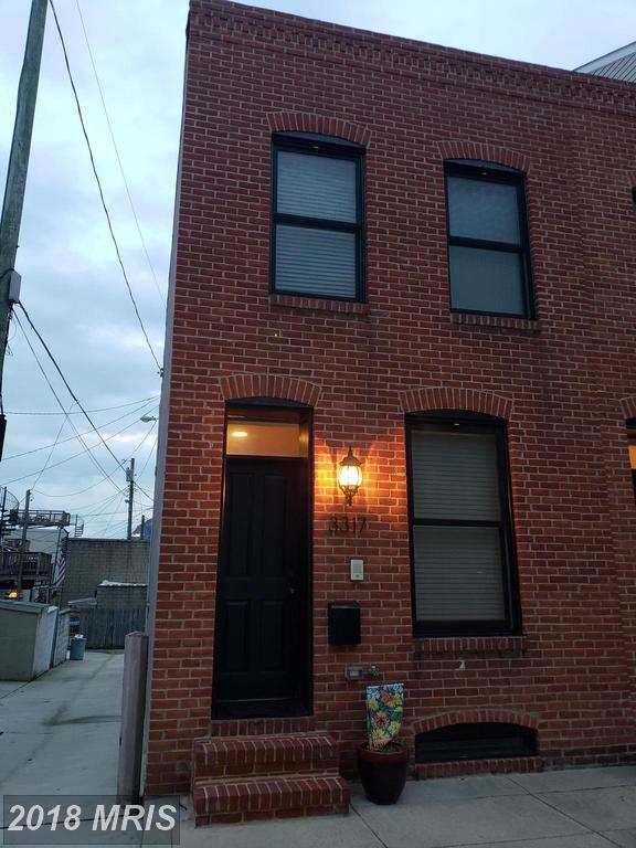 3317 Fait Avenue, Baltimore, MD 21224 (#BA10290275) :: Keller Williams Pat Hiban Real Estate Group