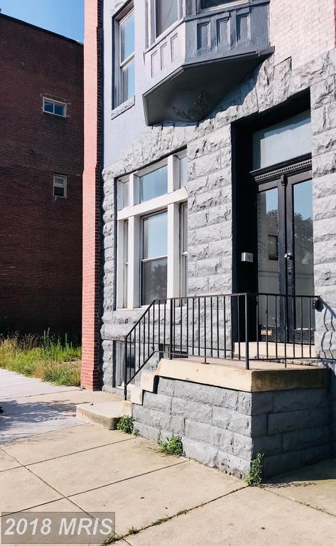 1612 Mcculloh Street, Baltimore, MD 21217 (#BA10290655) :: Pearson Smith Realty